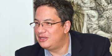Santiago Rojas, ministro de Comercio de Colombia