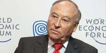 Enrique García, presidente del Banco de Desarrollo de Latinoamérica