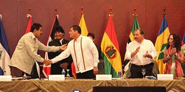 XII Cumbre Presidencial de la ALBA