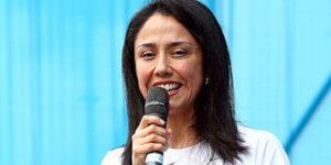 Nadine Heredia, esposa de Ollanta Humala