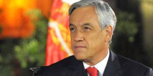 Sebastián Piñera, expresidente de Chile
