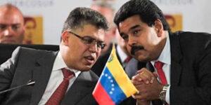Elías Jaua, ministro de Comunas y Movimientos Sociales de Venezuela