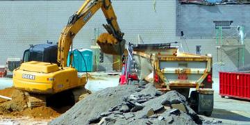 Maquinaria de construcción