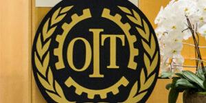 Logotipo de la Organización Internacional del Trabajo