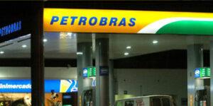 Estación de servicio de Petrobras
