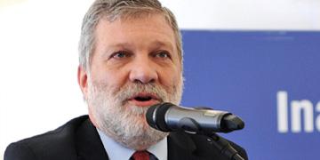 Roberto Kreimerman, ministro de Industria de Uruguay