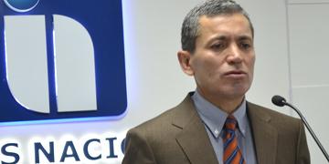 Erik Ariñez Bazán, presidente ejecutivo del SIN
