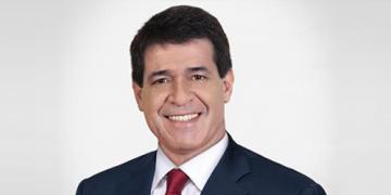 Horacio Cartes, presidente Paraguay