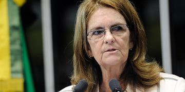 Maria das Graças Foster, presidenta de Petrobras