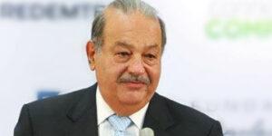 Carlos Slim, presidente de América Móvil