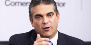 Francisco Rivadeneira, exministro de Comercio Exterior de Ecuador