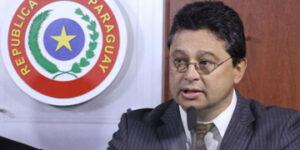 Gustavo Leite, ministro de Industria de Paraguay