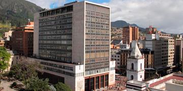 Edificio del Banco Central de Colombia