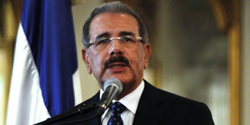 Danilo Medina, presidente de República Dominicana