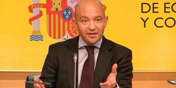 Jaime García-Legaz, secretario de Estado de Comercio de España