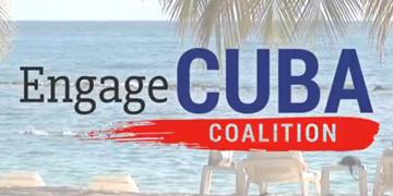 Logotipo del grupo 'Engage Cuba'