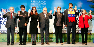 Miembros del Mercosur