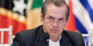 Ricardo Patiño, ministro de Asuntos Exteriores de Ecuador