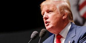 Donald Trump, candidato del Partido Republicano a la presidencia de EEUU