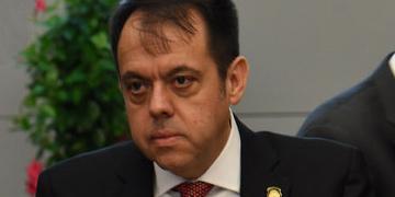 Alexander Mora, ministro de Comercio Exterior de Costa Rica