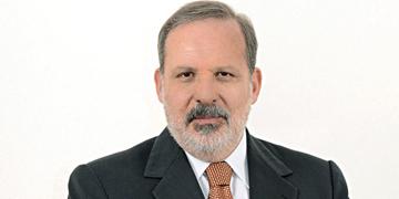 Armando Monteiro, ministro brasileño de Desarrollo, Industria y Comercio Exterior de Brasil