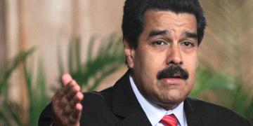 Nicolás Maduro, presidende de Venezuela