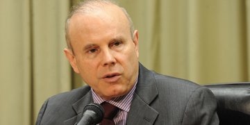 Guido Mantega, exministro de Economía de Brasil