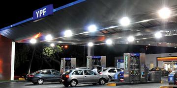 Gasolinera de YPBF