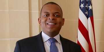 Anthony Foxx, secretario de Transporte de Estados Unidos