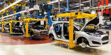 Fábrica de automóviles Ford