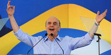 José Serra, ministro de Asuntos Exteriores de Brasil