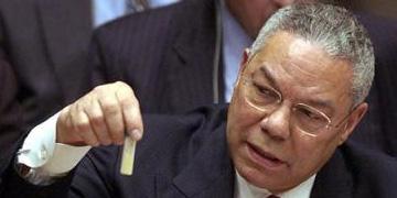 Colin Powell, ex secretario de Estado de EEUU