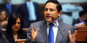 Elías Rodríguez, tercer vicepresidente del Congreso del Perú