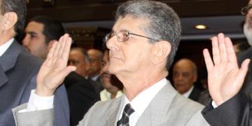 Henry Ramos Allup, líder de la Asamblea Nacional venezolana