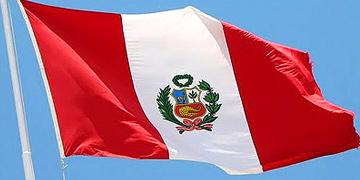 Bandera dde Perú
