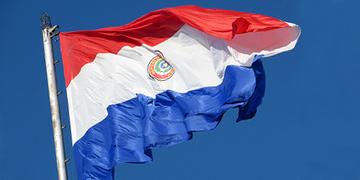 Bandera de Paraguay
