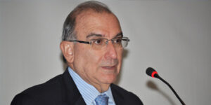 Humberto de la Calle, jefe del equipo del Gobierno