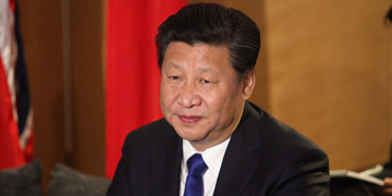 Xi Jinping, presidente de la República Popular China