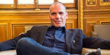 Yanis Varoufakis, ex ministro de finanzas griego