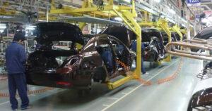 Fábrica de vehículos