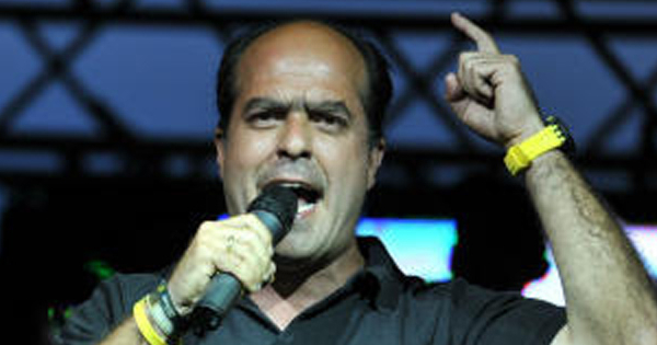 Julio Borges, presidente de la Asamblea Nacional de Venezuela