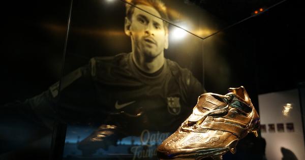 Lionel Messi y la Bota de Oro