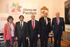Presentación del South Summit-Alianza del Pacífico
