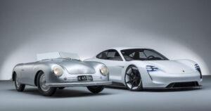 Coches deportivos de Porsche