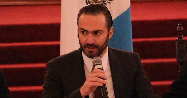 Acisclo Valladares, ministro de Economía