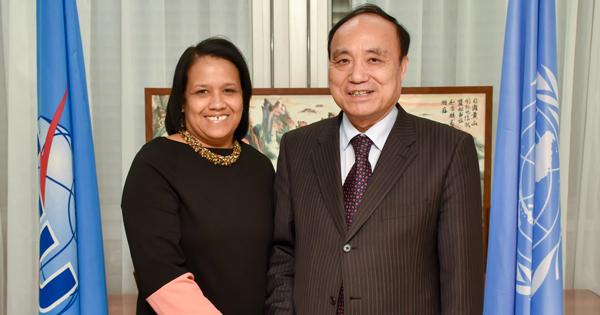 Anayansi Rodríguez, embajadora de Cuba ante la ONU