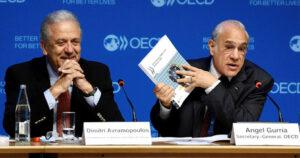 Angel Gurría, secretario general de la OCDE