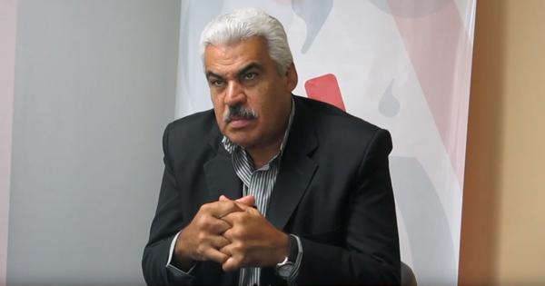 Ángel Oropeza, portavoz de la MUD