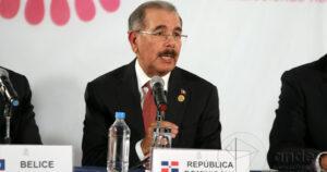 Danilo Medina, presidente dominicano