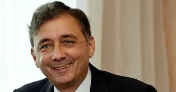 Gilles Pécout, rector de la Academia de París